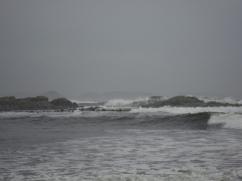 Barkley Sound Storm Watching