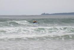 Long Beach, PRNP Surfing