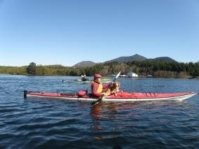 Ucluelet Harbour Kayaking